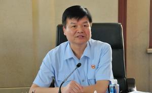 缪蒂生由于身体健康原因辞去辽宁省高级人民法院院长职务