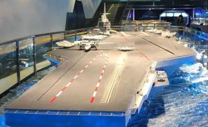 中国新航母亮相:搭载预警机和隐身战机,攻防能力大幅提升