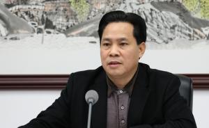 黄世勇因工作变动辞任广西壮族自治区政府副主席
