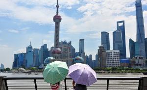 统计数据中的上海高温发展史