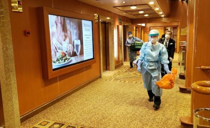 钻石公主号邮轮疫情扩散,国际邮轮协会颁布安全新规