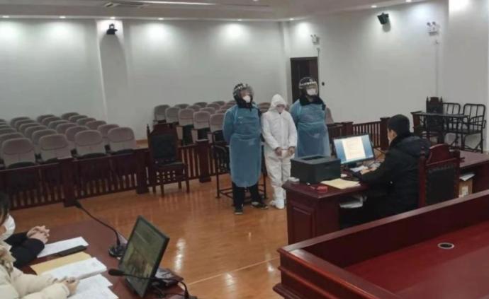 安徽首例涉疫情防控妨害公務案宣判,一人強行闖卡獲刑7個月