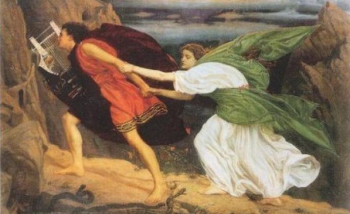 西方古典時代的愛情:俄耳甫斯、薩福和美狄亞