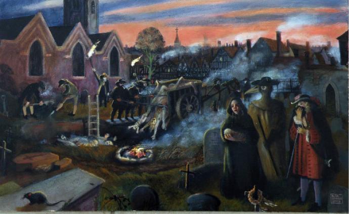 英国的至暗时刻:1665年伦敦大鼠疫