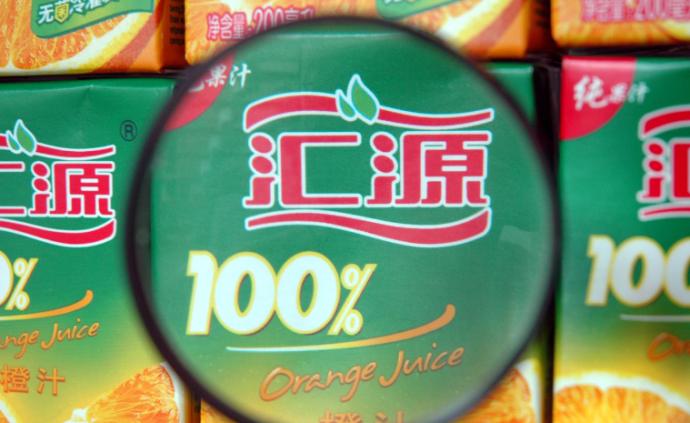 匯源果汁啟動退市:被港交所取消上市地位,朱新禮父女已辭職