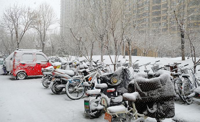 """半個月連下三場,前些年""""貧雪""""的北京今冬為何降雪頻繁?"""
