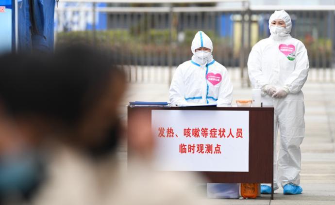 國家衛健委官員:嚴禁發燒咳嗽人員疫情期乘交通工具旅行工作