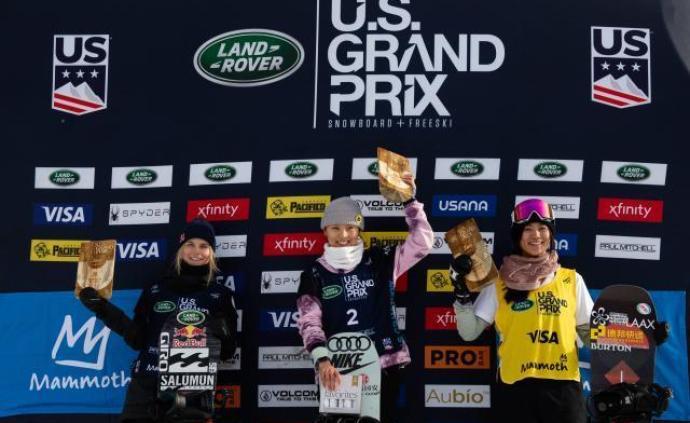 蔡雪桐續寫輝煌,六奪單板滑雪U型場地世界杯總冠軍