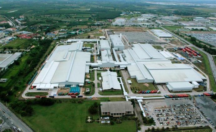 收购印度工厂一个月后,长城汽车又收购通用汽车泰国工厂