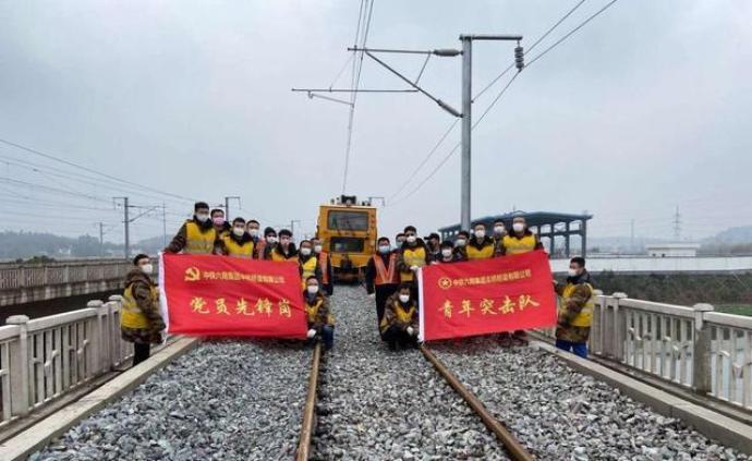 商合杭高鐵宣城段全面復工,向聯調聯試發起沖刺