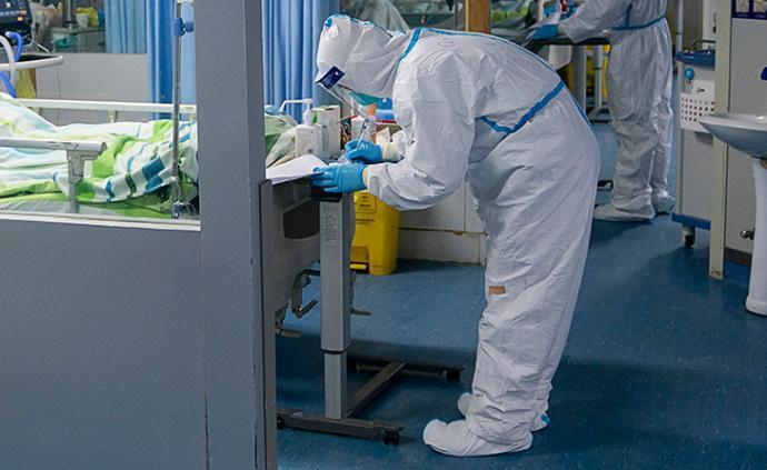 武大人民医院小范围临床试验:羟氯喹治疗新冠肺炎有短期疗效