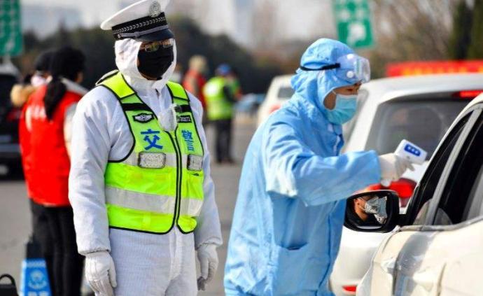 除省际与温州外,浙江19日起撤除所有公路防疫检查点