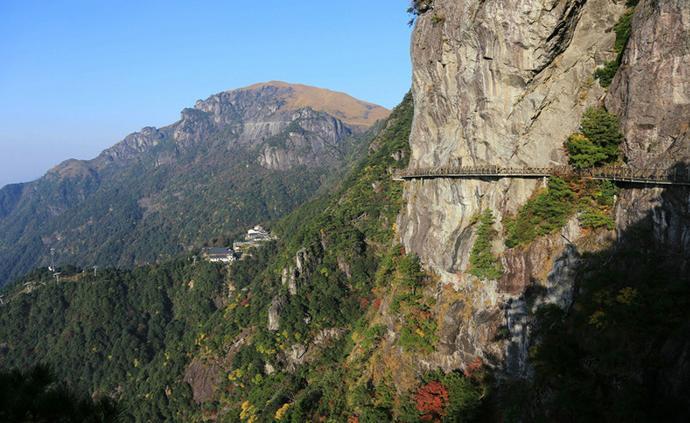 江西萍鄉武功山景區恢復開放,一個多月前躋身5A級景區