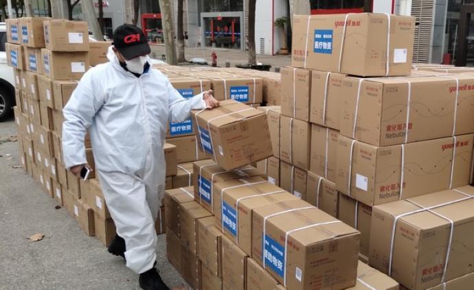 社群自助|物资运送:疫情下的民间接力