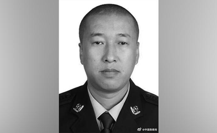 內蒙古38歲輔警李曉歡倒在疫情防控第一線,連續值守24天