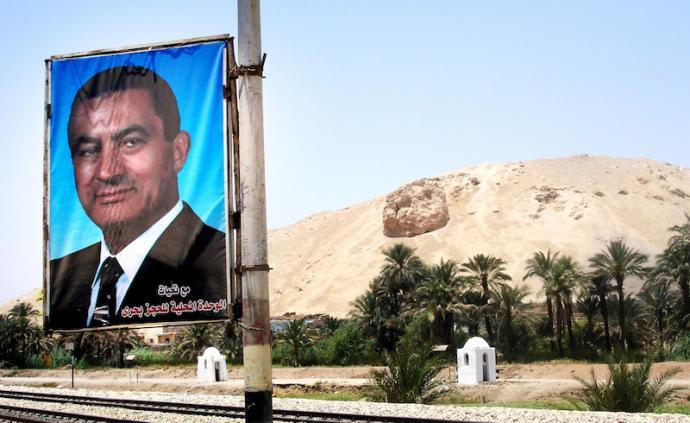 穆巴拉克时代的终结