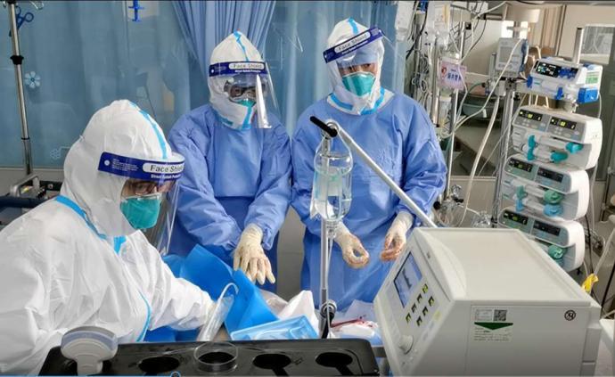 戰重癥|患者2次心跳驟停,武大中南醫院用ECMO成功搶救