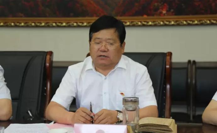 陜西延安市人大常委會原副主任祁玉江被開除黨籍取消退休待遇