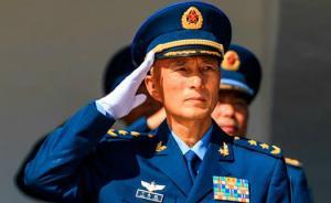 空军新任司令员丁来杭首度回应舆论关切:接续建设实战空军