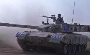 朱日和演习攻防阶段:蓝军81集团军某合成旅进入防御阵地