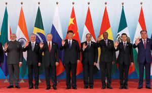 习近平主持新兴市场国家与发展中国家对话会并发表重要讲话