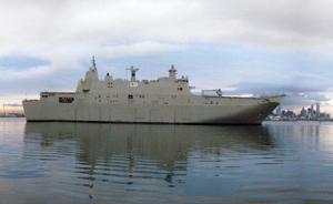 澳军派出30年来最大海上作战群准备军演,将访中国周边多国