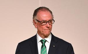 巴西奥委会主席努兹曼涉嫌里约申奥贿选被调查