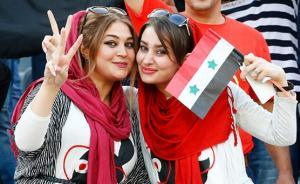 德黑兰举行世预赛伊朗女性球迷遭禁入,有人为看球女扮男装