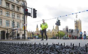 英国警方出新招应对汽车撞人恐袭:可1分钟内部署反撞刺钉网