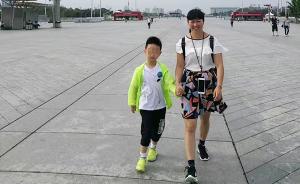 浙江高三班主任带学生看病,在医院遇见发高烧急诊的6岁儿子