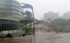 近期美国连遭强飓风冲击,有分析称或与大气污染源降低有关?