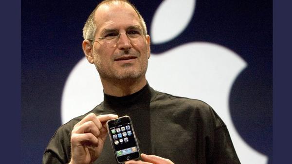 2007苹果发布会全程