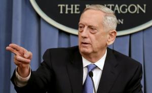"""美国防部将制定新国防战略,讨论回归""""同时打赢两场战争"""""""