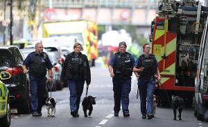 伦敦地铁爆炸物上发现计时器,警方全城大搜捕防止二次袭击