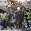 墨西哥地震|地震演习结束数小时后强震,三千多士兵参与救灾