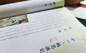 """蔡当局""""去中国化""""剑指文言文,台媒:只会让台湾愈加渺小"""