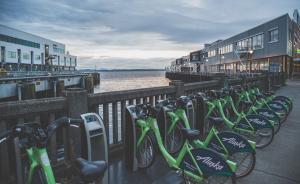 共享单车在海外|西雅图用1000辆单车开启美国模式