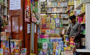 """印度""""春节""""首都禁售烟花爆竹,要环保还是要传统引发大讨论"""