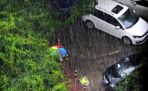 持续降雨致北京百余处景区关闭,首都机场取消159架次航班