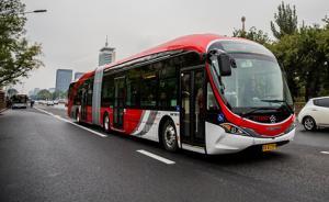 北京新能源公交车年底占比65%,纯电动车保有量居全国首位