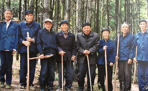 """云南""""陆良八老""""30多年造林13万亩,将申报省级森林公园"""
