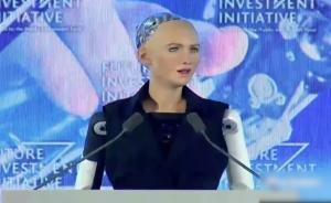 机器人怼马斯克:人不犯我,我不犯人