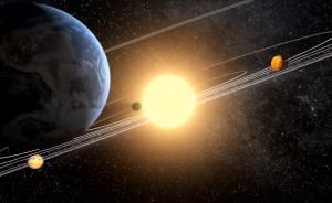 人类首次看到系外行星:速度26公里/秒