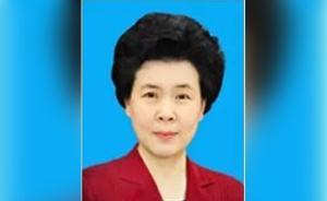 张海萍拟任浙江省政府副秘书长兼省政府驻北京办事处主任