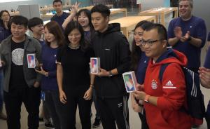 iPhone X中国开售:有人加价一千卖出