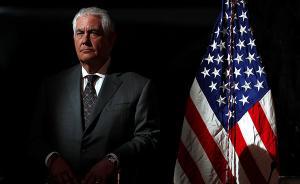 特朗普称不确定国务卿蒂勒森是否留任:仍待观察