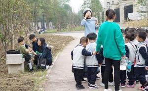 """嘉兴一幼儿园演习防诱拐,某班仅一个孩子没吃""""坏人""""的糖果"""