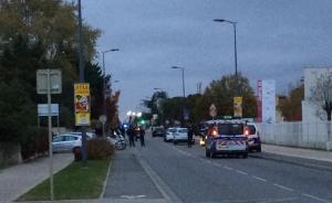 法国汽车撞人事件3名伤者均为中国人,无生命危险