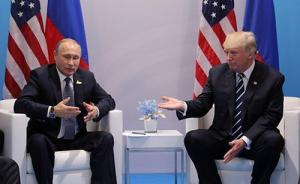 美俄总统未在越南举行正式会谈,仅借APEC峰会简短寒暄