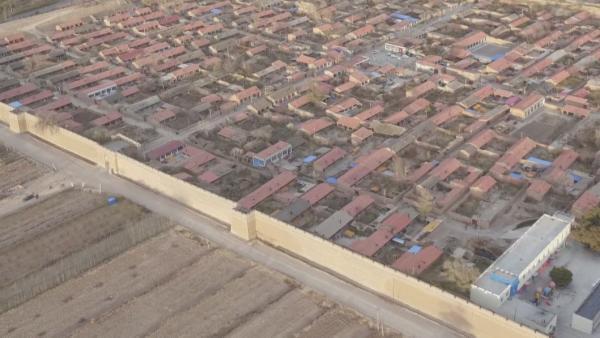 国家出资修补现存最完整辽代古城墙体